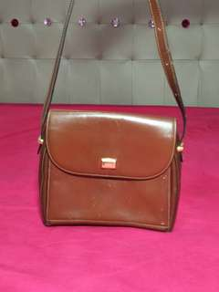 Retro style handbag 1980's bag
