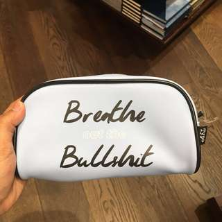 Typo Essential Pencil Case