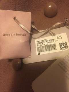 Bread n butter coat