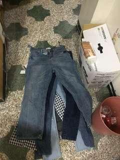🚚 超多褲子 長褲短褲 多M,L 有的偏小 也有大的 9成全新
