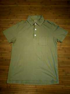Gap 3-Button Pocket Polo Shirt