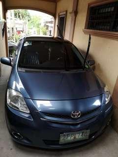Toyota Vios E 2008 MT