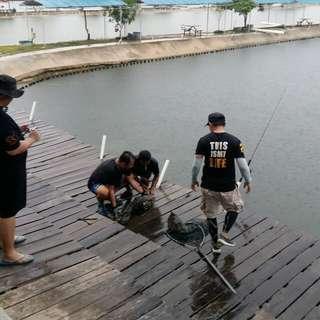 BATAM FISHING BARELANG CATCH & RELEASE