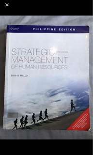 Strategic Management of Human Resources