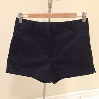 BNWT black h&m shorts