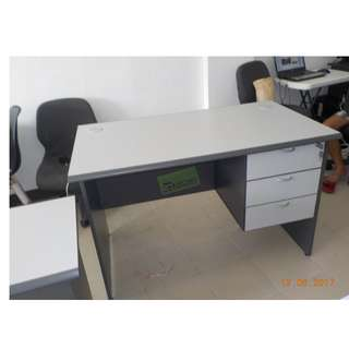 SA SERIES OFFICE TABLES WITH DRAWERS--KHOMI