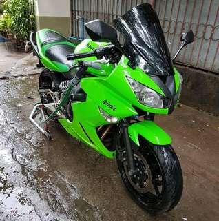 Kawasaki ninja 650cc fi