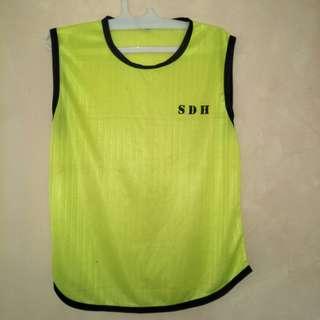 Baju basket #maudecay