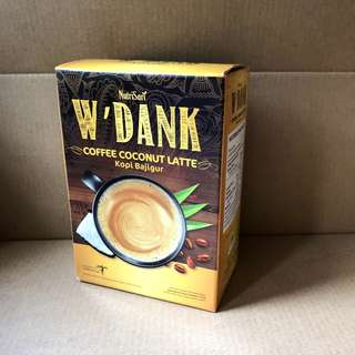 W'DANK椰奶咖啡