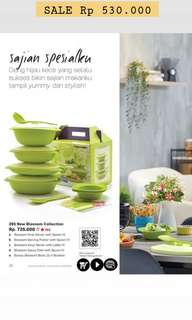 Tupperware New Blossom Collection