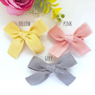 🚚 Hairclip | Schoolgirl Bow Collection | One for $3/Two for $5