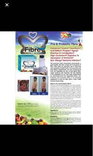 Pre & Probiotic Fibre Detox