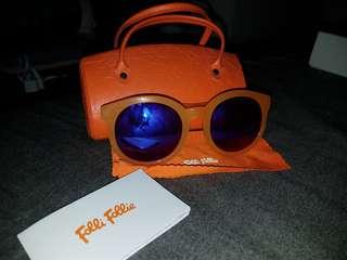 Folli follie orange sunnies