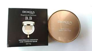 BIOAQUA Exquisite & Delicate B.B cushion