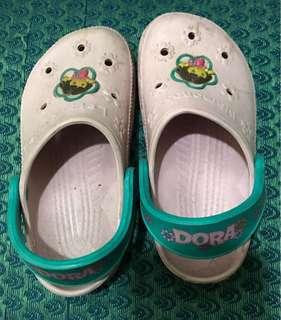 ***repricedCrocs dora for kids
