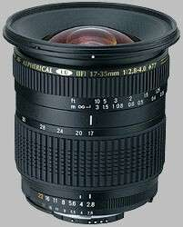 Tamron 17-35mm f/2.8-4