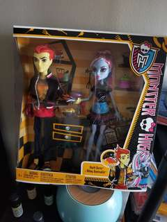 Monster High duo