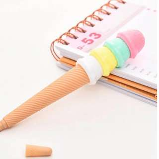 Ice Cream Design Gel Ink Refill Pen