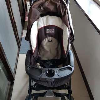 義大利製peg-perego pliko p3嬰幼兒推車
