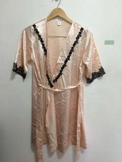 Nighties robe