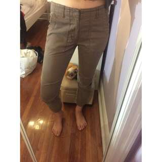 TNA by Aritzia cargo pants size 4