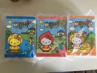 McDonald's Hello Kitty (3 pieces)