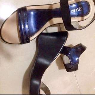 TAKE ALL for 550! Branded sandals, formal top, and dress