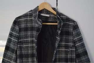 Vintage wool blend Xanaka coat