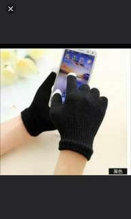 (6對/6pairs) 觸屏毛冷手套 (九戒) (screen touchable gloves) (#rep#)