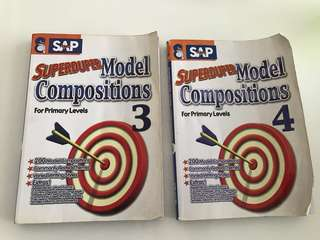 Superduper model compositions 3&4