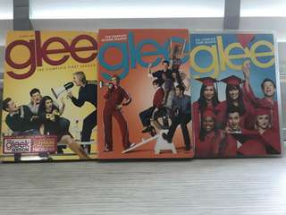 Glee Complete Season 1,2,3