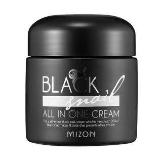 MIZON Black Snail All in One Snail Cream 75ml