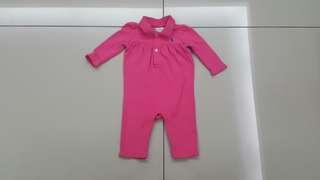 Ralph Lauren Baby Sleepsuit (3-6months)