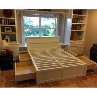 Custom Built Carpentry