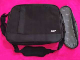 "Preloved Acer Laptop Bag 14-15"" & Pouch"