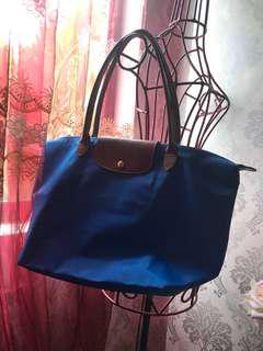 Longchamp large long handle auth