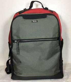 Tumi nylon backpack