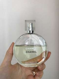 Chanel edt chAnce