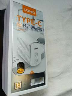 LDNIO FAST CHARGER TYPE C