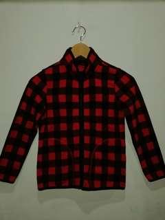 Uniqlo Fleece Jacket Chinatown Edition