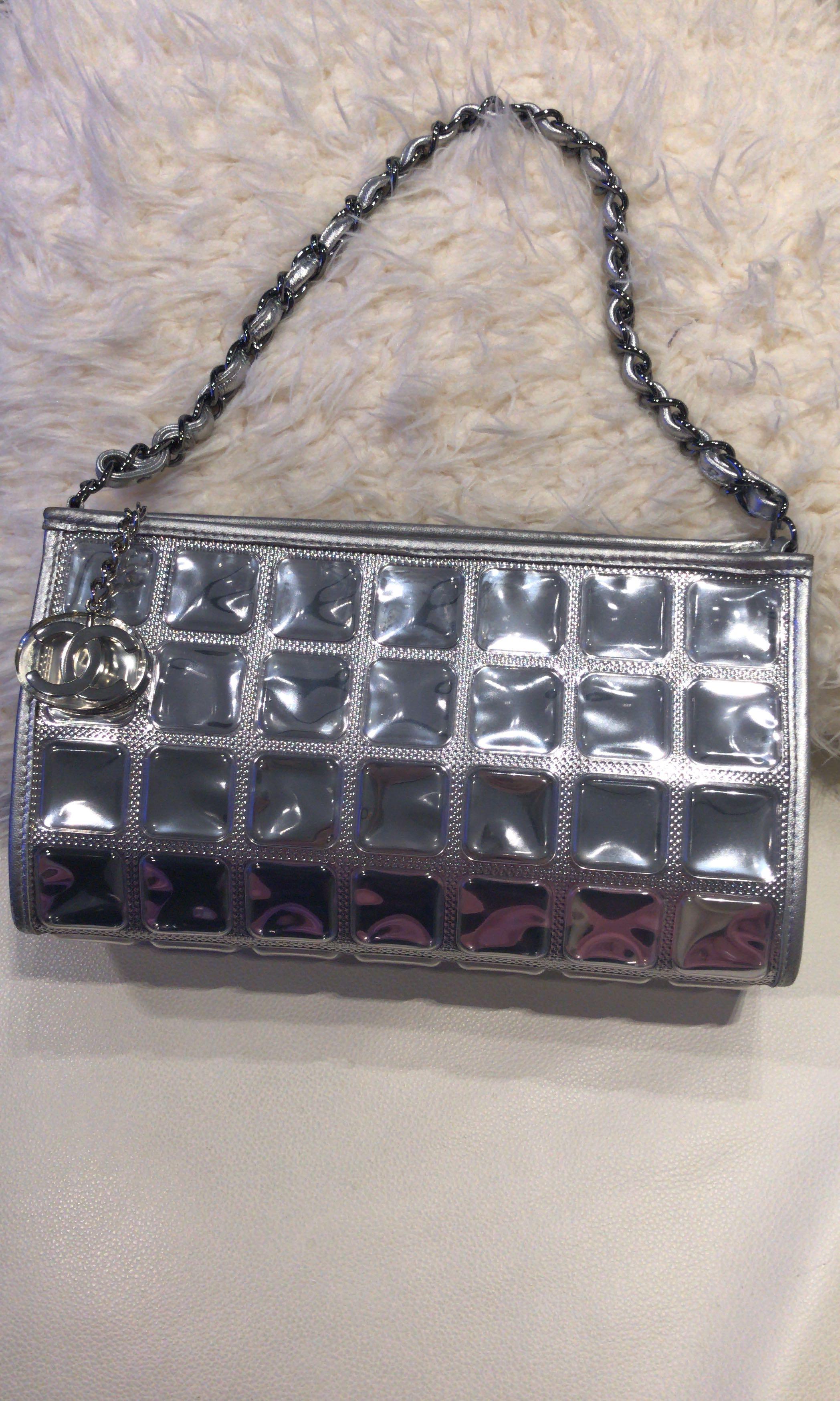 212726df67b3 100% Authentic Ice Cube Christmas edition Chanel handbag