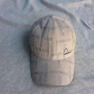 HEAD SPORT HYBRID HAT GREY