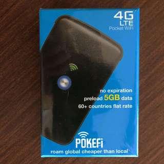 Pokefi Smartgo Pocket Wifi