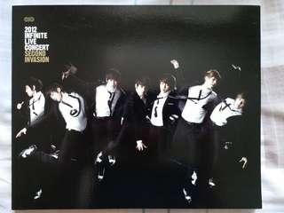 2012 Infinite live concert second invasion