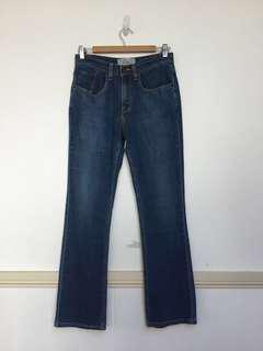 Levisstrauss Au Size 10 Blue Denim Jeans Pants