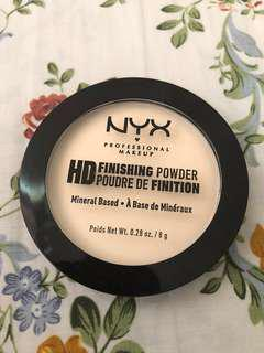 NYX Finishing Powder 高清碎粉
