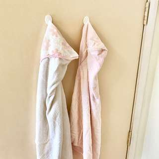 🌺Mothercare hooded baby towel