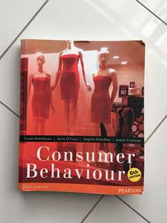 Consumer Behavior 6th edition