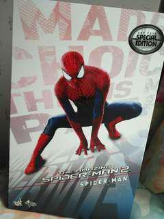 Hottoys AMAZING SPIDER-MAN 2 SPECIAL