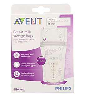 *Brand New* Avent Breast Milk Storage Bags